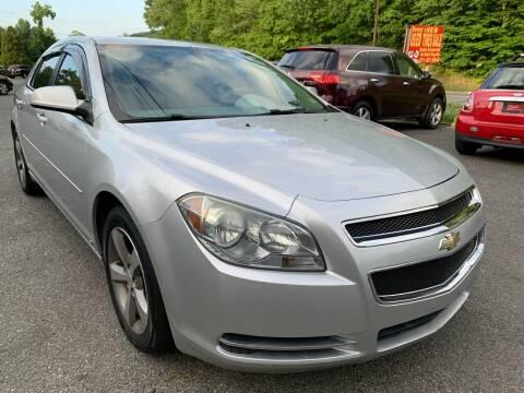 2009 Chevrolet Malibu for sale at D & M Discount Auto Sales in Stafford VA