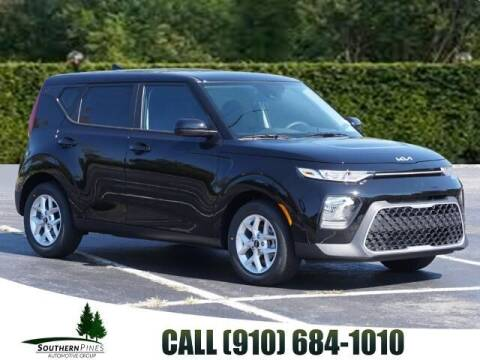 2022 Kia Soul for sale at PHIL SMITH AUTOMOTIVE GROUP - Pinehurst Nissan Kia in Southern Pines NC