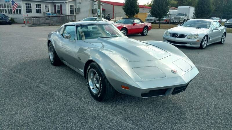 1974 Chevrolet Corvette for sale at Kelly & Kelly Supermarket of Cars in Fayetteville NC