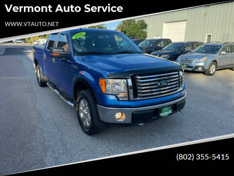 2012 Ford F-150 for sale at Vermont Auto Service in South Burlington VT