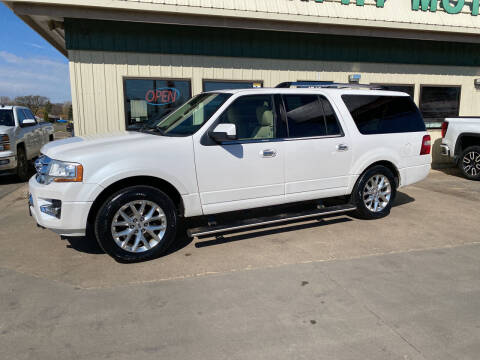 2016 Ford Expedition EL for sale at Murphy Motors Next To New Minot in Minot ND