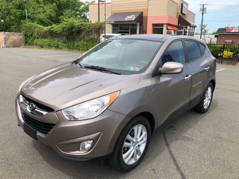 2010 Hyundai Tucson for sale at MAGIC AUTO SALES in Little Ferry NJ