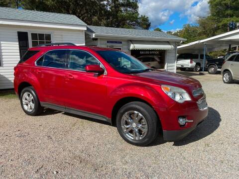 2014 Chevrolet Equinox for sale at Robert Sutton Motors in Goldsboro NC