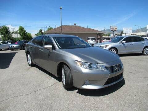 2015 Lexus ES 350 for sale at Crown Auto in South Salt Lake UT