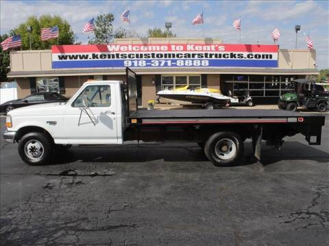1995 Ford F-350 for sale at Kents Custom Cars and Trucks in Collinsville OK