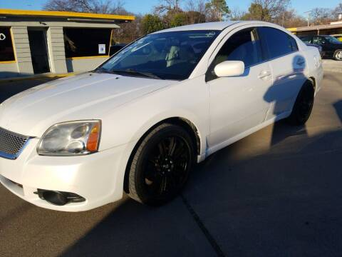 2012 Mitsubishi Galant for sale at Nile Auto in Fort Worth TX