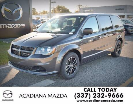 2015 Dodge Grand Caravan for sale at Acadiana Automotive Group in Lafayette LA