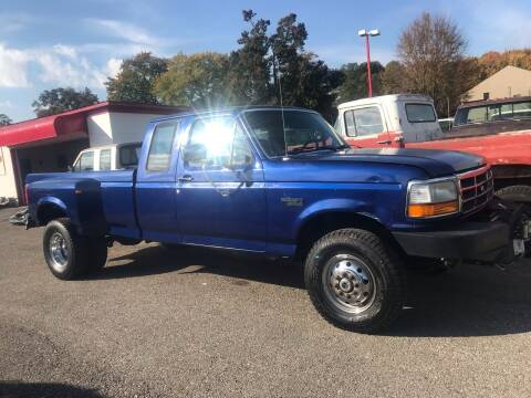 1997 Ford F-250 for sale at FIREBALL MOTORS LLC in Lowellville OH