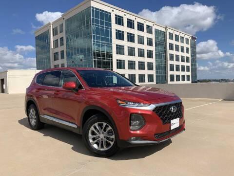 2020 Hyundai Santa Fe for sale at SIGNATURE Sales & Consignment in Austin TX