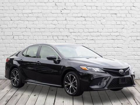 2018 Toyota Camry for sale at PHIL SMITH AUTOMOTIVE GROUP - Manager's Specials in Lighthouse Point FL