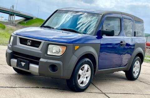 2004 Honda Element for sale at SOLOMA AUTO SALES in Grand Island NE