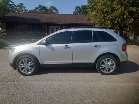 2011 Ford Edge for sale at Victory Motor Company in Conroe TX