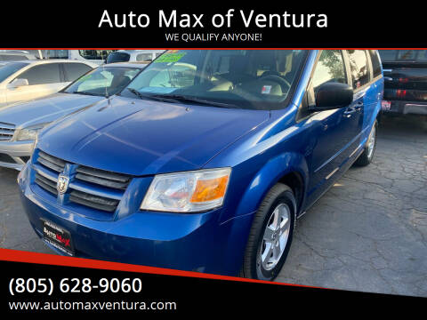 2010 Dodge Grand Caravan for sale at Auto Max of Ventura in Ventura CA