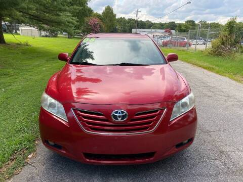 2008 Toyota Camry for sale at Speed Auto Mall in Greensboro NC