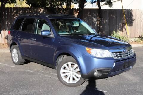 2013 Subaru Forester for sale at California Auto Sales in Auburn CA