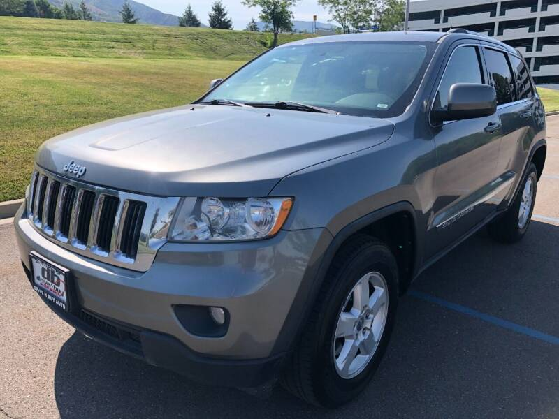2011 Jeep Grand Cherokee for sale at DRIVE N BUY AUTO SALES in Ogden UT