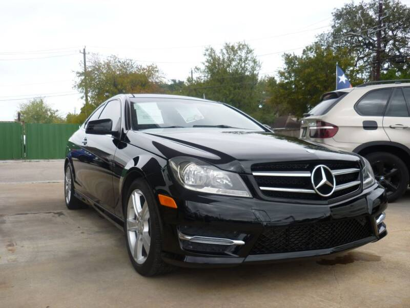 2014 Mercedes-Benz C-Class for sale at Auto Outlet Inc. in Houston TX