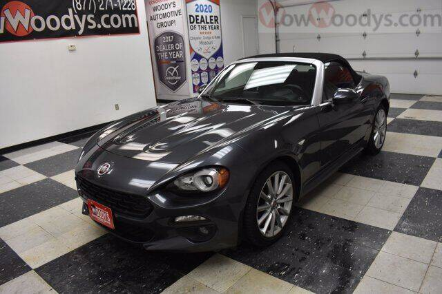 2017 FIAT 124 Spider Lusso 2dr Convertible - Chillicothe MO