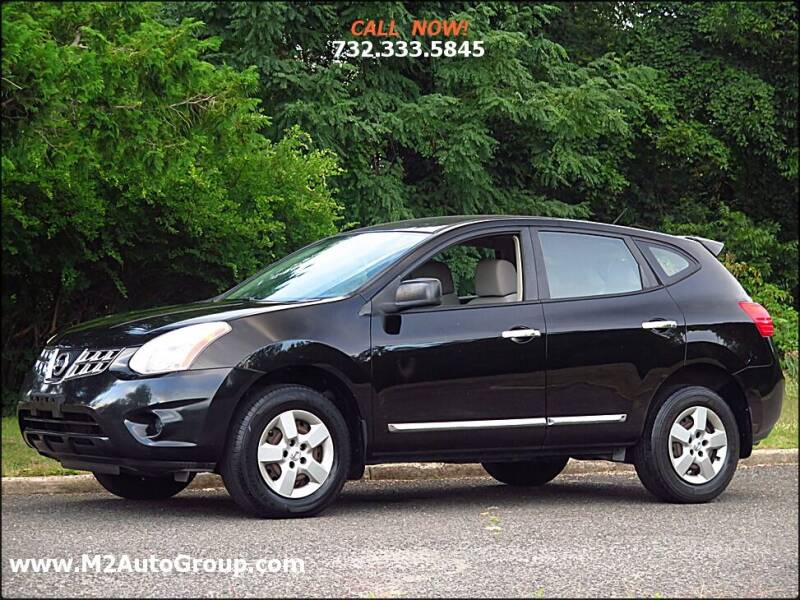 2011 Nissan Rogue for sale at M2 Auto Group Llc. EAST BRUNSWICK in East Brunswick NJ
