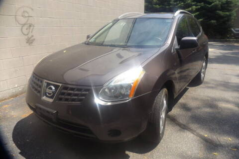 2008 Nissan Rogue for sale at Wayland Automotive in Wayland MA