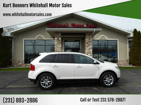 2013 Ford Edge for sale at Kurt Bonners Whitehall Motor Sales in Whitehall MI