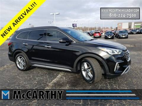 2017 Hyundai Santa Fe for sale at Mr. KC Cars - McCarthy Hyundai in Blue Springs MO