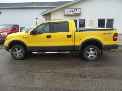 2004 Ford F-150 for sale at A Plus Auto Sales/ - A Plus Auto Sales in Sioux Falls SD