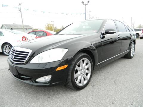 2007 Mercedes-Benz S-Class for sale at Auto House Of Fort Wayne in Fort Wayne IN