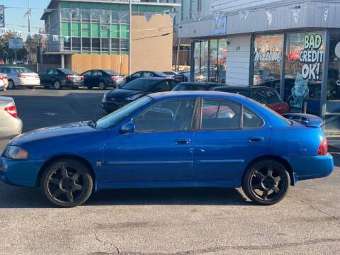 2006 Nissan Sentra for sale at A&R Motors in Baltimore MD