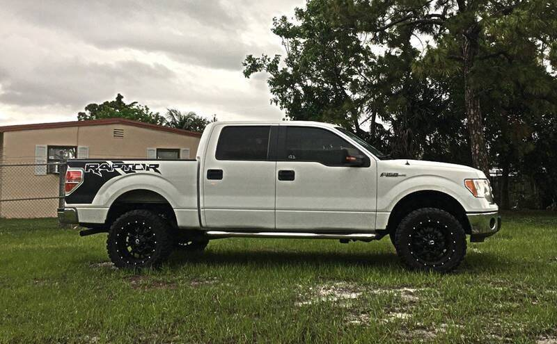 2010 Ford F-150 LIFTED - Fort Lauderdale FL