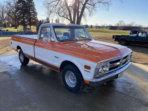 1968 GMC C/K 1500 Series for sale at B & B Auto Sales in Brookings SD