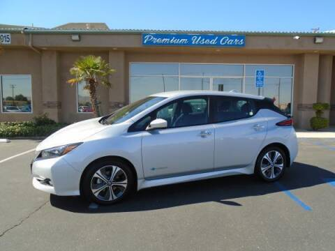 2018 Nissan LEAF for sale at Family Auto Sales in Victorville CA