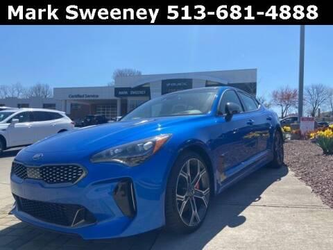 2018 Kia Stinger for sale at Mark Sweeney Buick GMC in Cincinnati OH