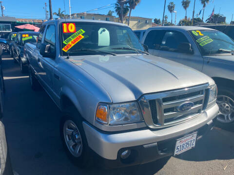 2010 Ford Ranger for sale at North County Auto in Oceanside CA