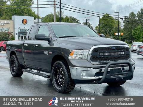 2016 RAM Ram Pickup 1500 for sale at Ole Ben Franklin Motors Clinton Highway in Knoxville TN