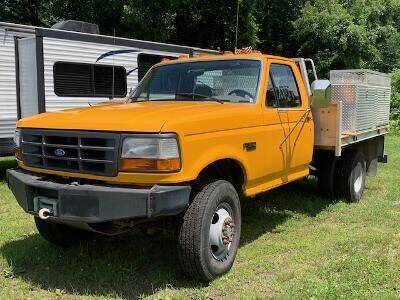 1994 Ford F-350 for sale at Worthington Air Automotive Inc in Williamsburg MA