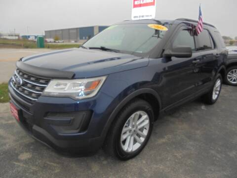 2016 Ford Explorer for sale at Century Auto Sales LLC in Appleton WI