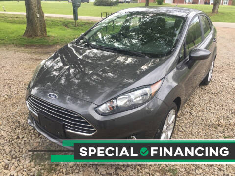 2019 Ford Fiesta for sale at Budget Auto Sales in Bonne Terre MO