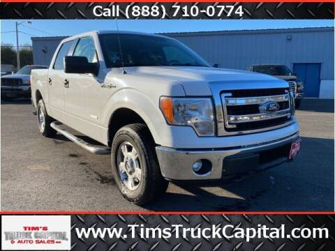 2014 Ford F-150 for sale at TTC AUTO OUTLET/TIM'S TRUCK CAPITAL & AUTO SALES INC ANNEX in Epsom NH