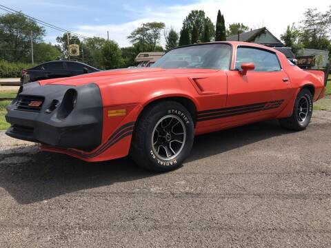 1980 Chevrolet Camaro for sale at A-1 Auto in Crestline OH