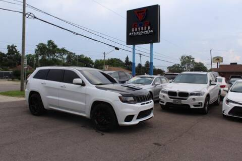 2015 Jeep Grand Cherokee for sale at Go2Motors in Redford MI