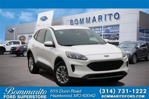 2020 Ford Escape for sale at NICK FARACE AT BOMMARITO FORD in Hazelwood MO