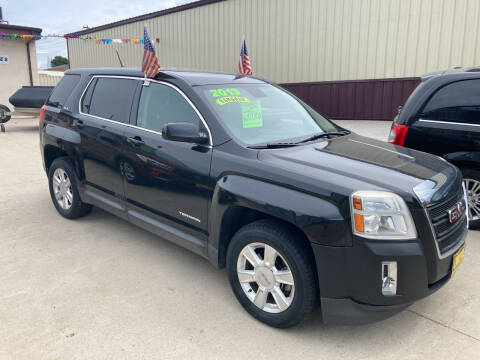 2013 GMC Terrain for sale at Lakeside Auto & Sports in Garrison ND