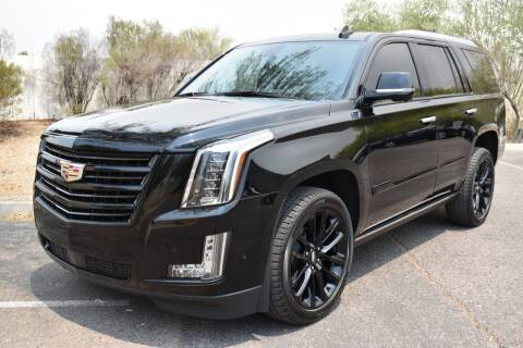 2020 Cadillac Escalade for sale at AMERICAN LEASING & SALES in Tempe AZ