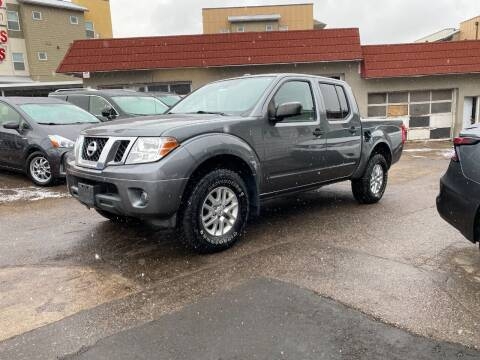 2016 Nissan Frontier for sale at STS Automotive in Denver CO