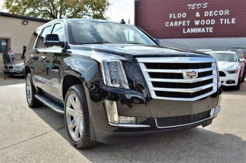 2017 Cadillac Escalade for sale at LAKESIDE MOTORS, INC. in Sachse TX