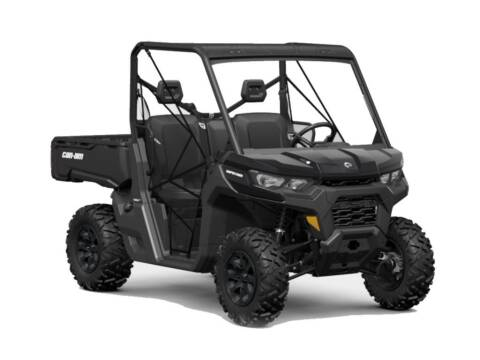 2021 Can-Am Defender DPS HD8 Triple Black for sale at Head Motor Company - Head Indian Motorcycle in Columbia MO