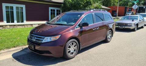 2012 Honda Odyssey for sale at Steve's Auto Sales in Madison WI