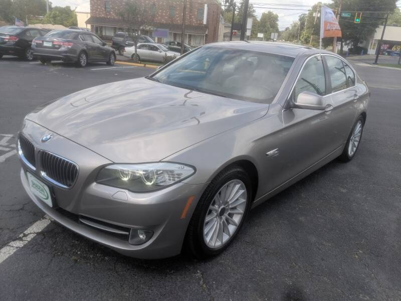 2011 BMW 5 Series for sale at Shaddai Auto Sales in Whitehall OH