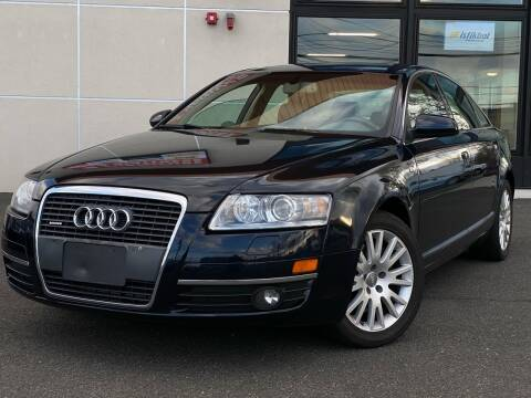 2007 Audi A6 for sale at MAGIC AUTO SALES in Little Ferry NJ